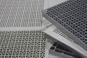 铝合金地板