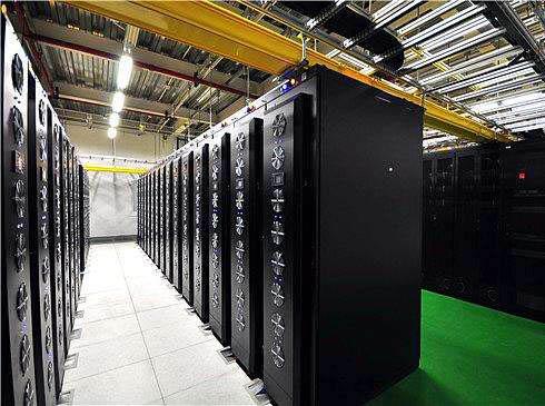 陶瓷防静电地板 中国电信网络监控维护中心10楼数据机房